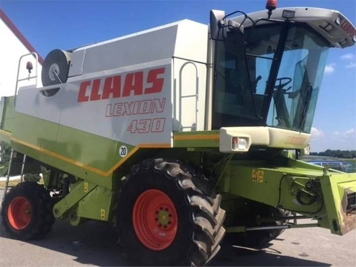 Claas Lexion 430 - Aktionspreis - 1998