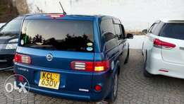 Nissan lafesta 7 seater for sale