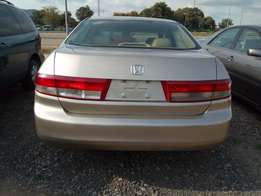 Honda accord for sale (EOD)