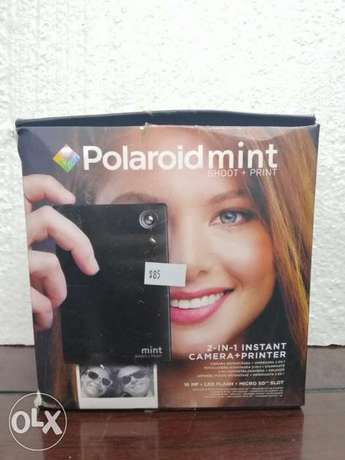 Polaroid Mint instant camera/printer