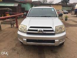 Registered Toyota 4Runner with Leather Seats, First Body