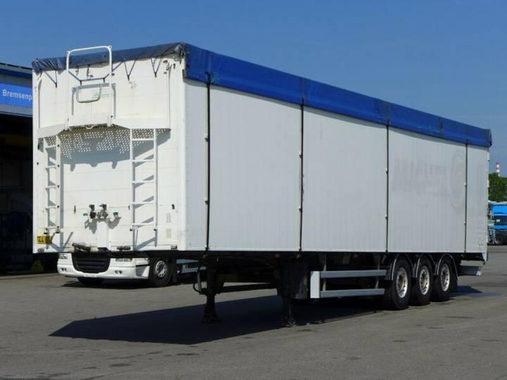 Legras DA3402A*SAF*90m³*Alufelgen* - 2001