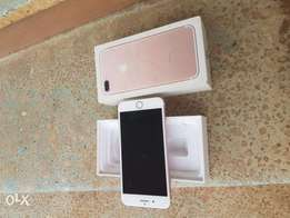 Rose gold extra clean uk used 32gb iphone 7plus for sale