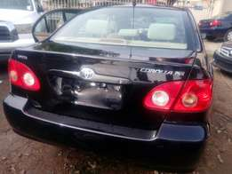 Toyota corolla 2007 model New arrival