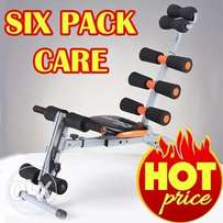 Original Six pack care with pedals