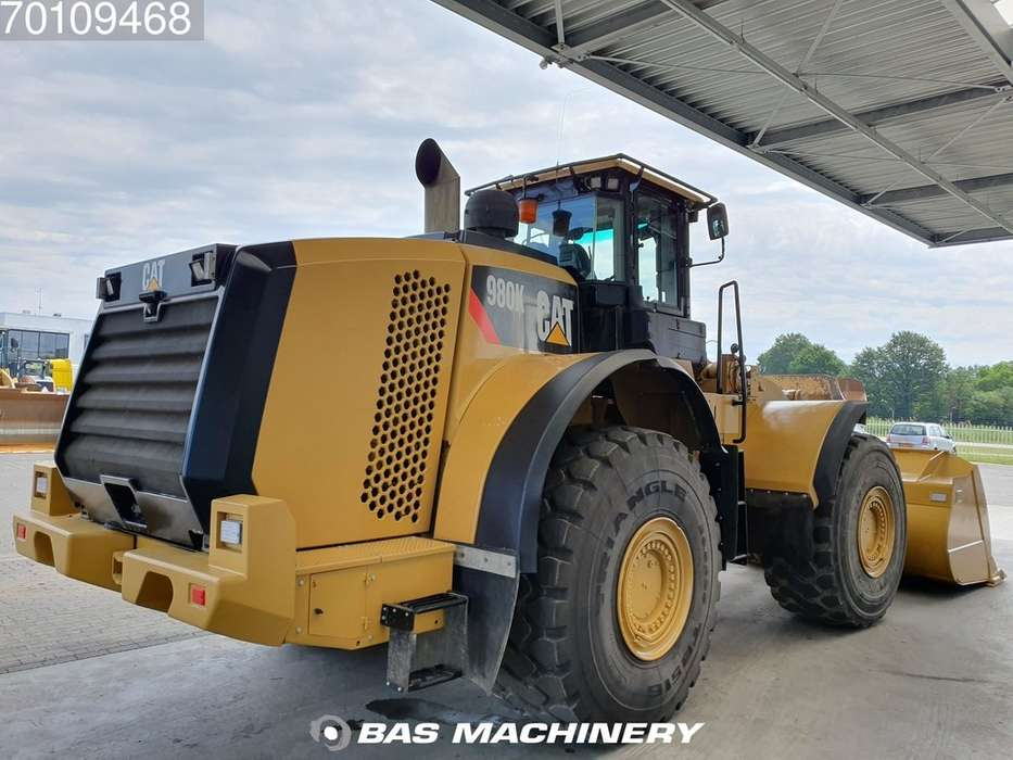 Caterpillar 980 K Nice and clean condition - 2014 - image 5