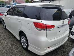 Toyota wish New imported car.