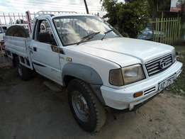 Tata pickup, 2008, local