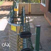 Electric Fence Services. Power & alarm back up.Cctv, video doorphone
