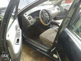 nice clean Honda accord noting to fix
