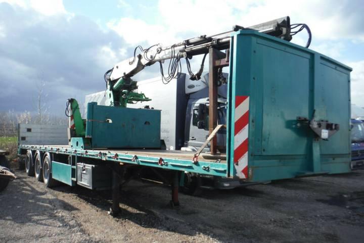 Renders N04G31 Rollkran Kennis Typ 14.000 - 2004