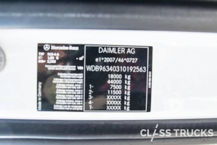 Mercedes-Benz Actros 1848 LS 4x2 BigSpace RETARDER, Side Skirt - 2017 - image 15