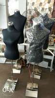 Male and Female dress form/ mannequin