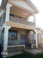 4 bedroom Maisonette in Ruiru Kimbo with an SQ 200mtrs off the tarmac