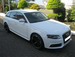 Audi A4 1.8T Avant Multitronic with Pedal Shift (Ambition B8)