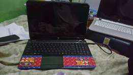 Home used HP amd a6 4400M APU with Radeon (tm) HD Graphics 2.70 GHz