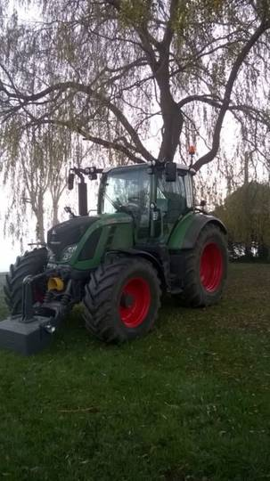 Fendt 516 profi plus - 2015