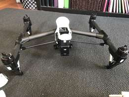 DJI Inspire 1 Pro V.2 with X5 gimbal, lens and more..