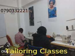 Tailoring and Dressmaking Classes or course