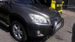 Toyota rav 4 very clean sunroof new tyres bullbar stepped low mileage