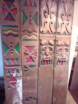 Totem-pole sections