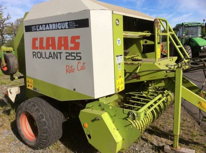 Claas rolland 255rc - 2003