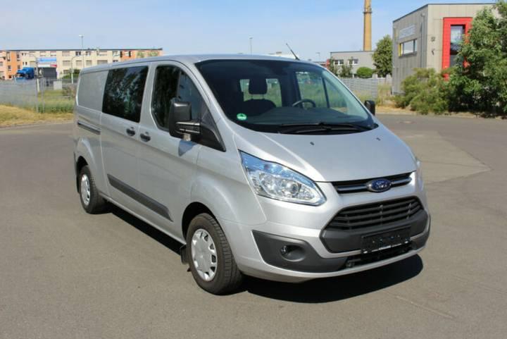 Ford Transit Custom Doka Mixto 290 L2 Trend Navi - 2015
