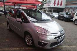 Citroen c4 grand piccaso 1.6vti seduct