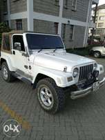 Jeep wrangler on sell