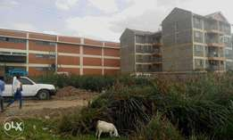 A prime 1/8 acre for sale in Ongata Rongai behind Tuskys Supermarket