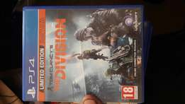 Division ps4 and watch dogs 2 ps4