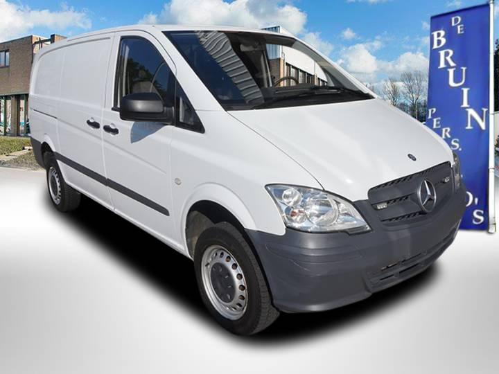 Mercedes-Benz Vito 113 CDI --- 4X4 --- Automaat - Airco - 136 Pk- L2 - ... - 2013