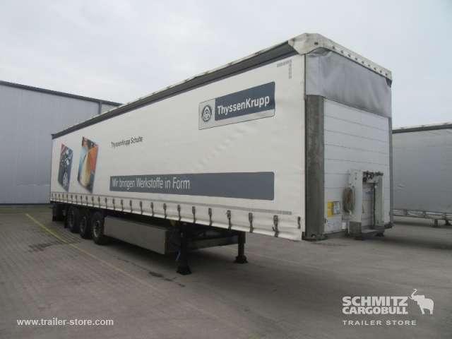 Schmitz Cargobull Curtainsider Standard - 2013