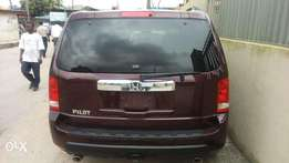 Very Clean and Lagos Clear Honda Pilot 2009