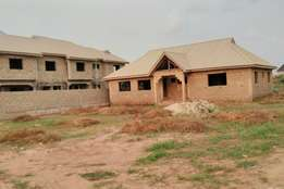 For Sale: Uncompleted 3bedrooom flat, At Abiola Farm Estate Ayobo