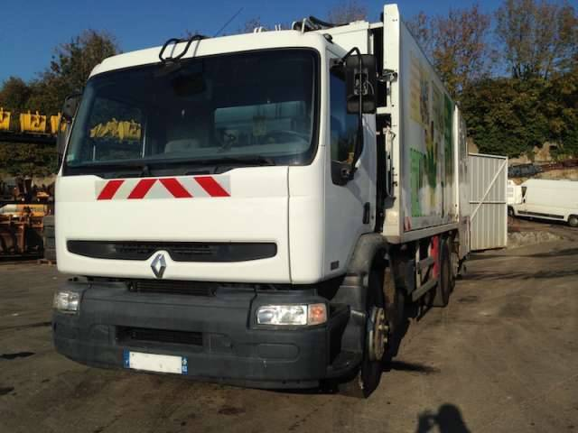 Renault 320 DCI