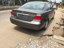 Just landed tokunbo Toyota camry