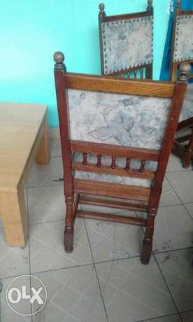 Antique strong dinning seats from germany at 8500ksh each Nairobi CBD - image 2