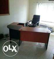 Quality Durable Executive Office Table (C-Top)