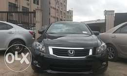 Honda Accord Black Color
