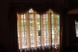 Day and night curtains