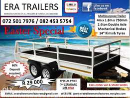 Multipurpose Trailers