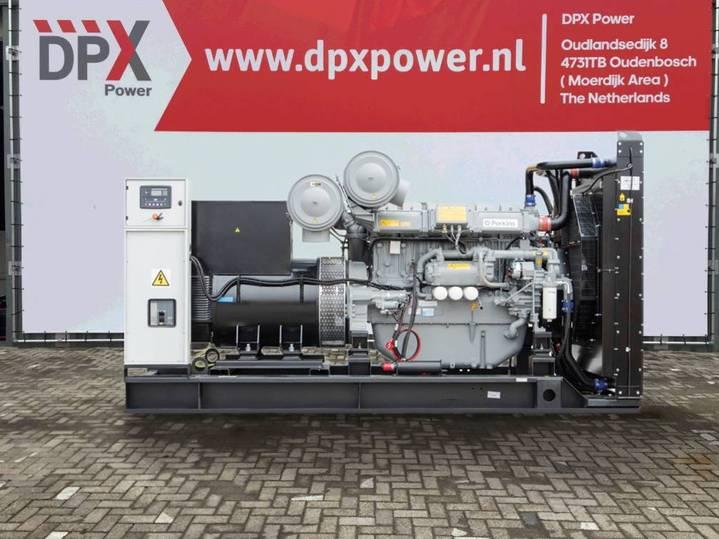 Perkins 4006-23TAG3A - 900 kVA Generator - DPX-15719 - 2019