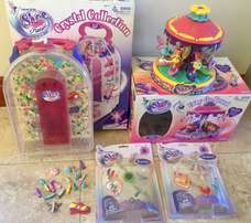 Musical Fairy-Go-Round/Shoe Fairies Toy, Carrycase, Necklace, Bracelet