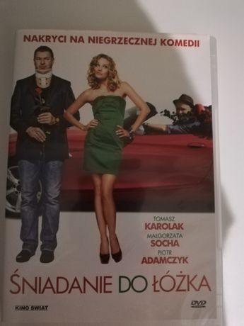 Film Dvd śniadanie Do łóżka Poznań Wilda Olxpl