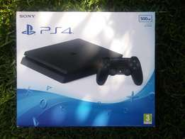 PS4 Slim 500GB 2016 Models Brand New Boxed