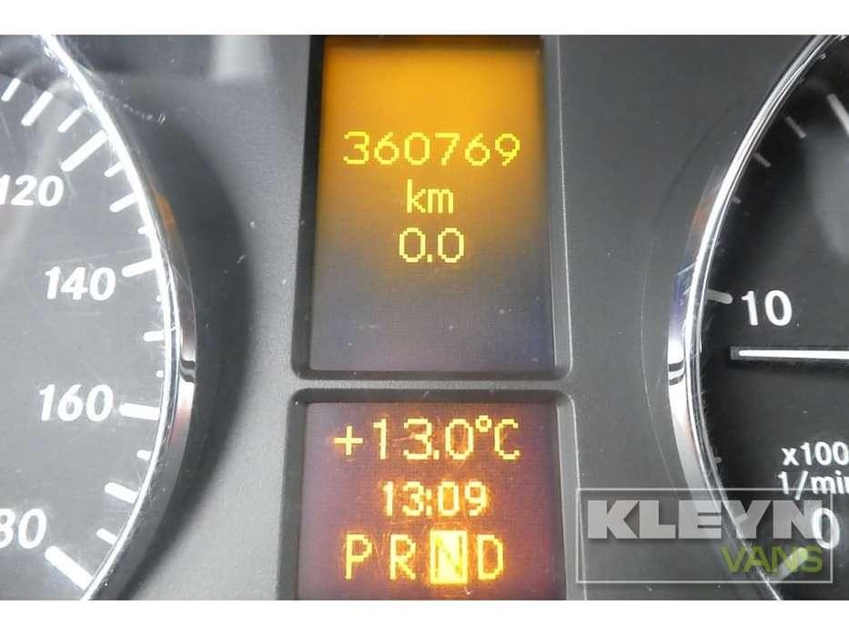 Mercedes-Benz SPRINTER 516 CDI maxi ac automaat - 2011 - image 9