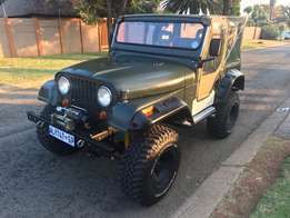 Jeep Willis V8, Ford 302v8