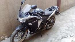 250 Honda power bike