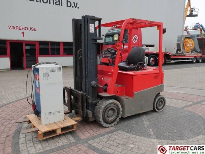 Artison FB25 Electric Forklift 2.5T 2500KG Triplex-480cm - 2008